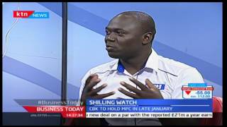 Business Today: Shilling watch with Aby Agina 12/1/2017