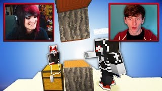 PLAYING MINECRAFT WITH MY EDITOR!