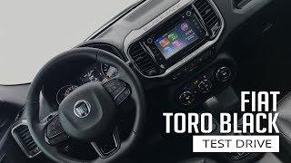 Fiat Toro Black - Test Drive