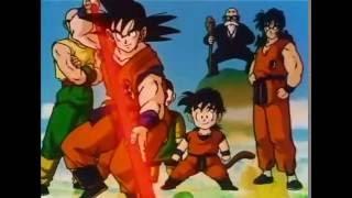 Dragon Ball Z La Batalla De Freezer Contra El Padre De Goku Audio latino