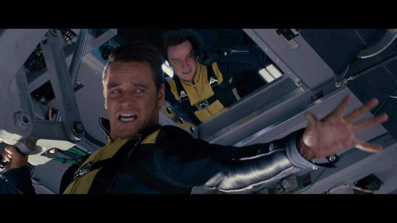 Trailer för X-Men: First Class