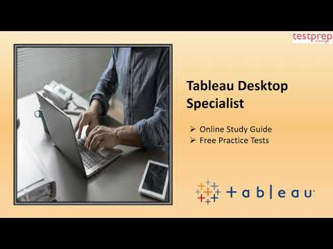 How to prepare for Tableau Desktop Specialist exam? - YouTube