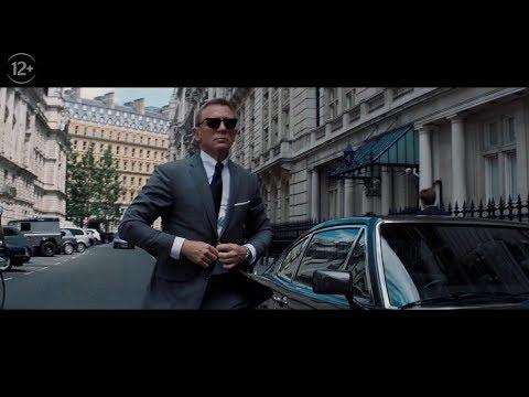 НЕ ВРЕМЯ УМИРАТЬ (2020)-  Заглавная композиция в исполнении Билли Айлиш