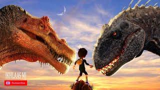 Spinosaurus Vs Indominus Rex | Animated Short Film