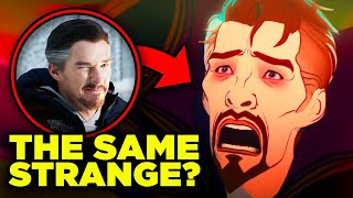 MARVEL WHAT IF Episode 4 REACTION: Strange Supreme in Spider-Man No Way Home?