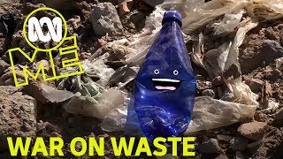 I'm Recyclable, Get Me Out Of Here: Baxter The Bottle