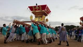 住吉神社(八木) 西八木 布団太鼓
