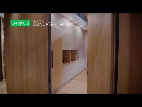 Garofoli Group - Porta Blindata rivestita con Parquet