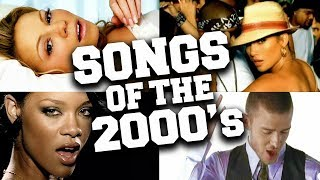 Top 100 Songs of the 2000s (Updated in 2017)