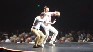 Hugh Jackman * I Am Not the Boy Next Door* hilarious 6/12/15 Brisbane - dooclip.me