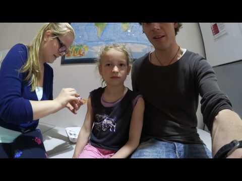 Insulinspritze Wirbelsäule Injektionen