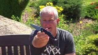 Rick Hinderer Knives Triway system