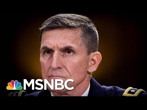 Emails Show Michael Flynn Was In Close Touch With Senior Advisers | Morning Joe | MSNBC