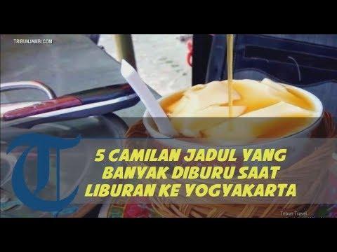 5 Camilan Jadul yang Banyak Diburu saat Liburan ke Yogyakarta