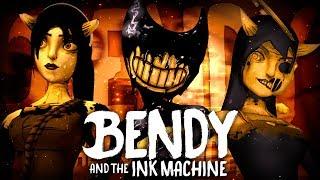 ДАТА ВЫХОДА 5 ГЛАВЫ БЕНДИ! ЧТО ЖЕ НАС ЖДЁТ? - Теории и Факты Bendy and the Ink Machine: Chapter Five