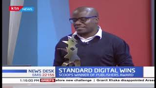 Standard Digital Media is the most innovative in the country