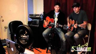 StageIt - A 360 View with Evan and Jaron