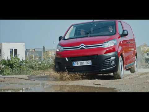 Citroen  Jumpy Фургон класса M - рекламное видео 5