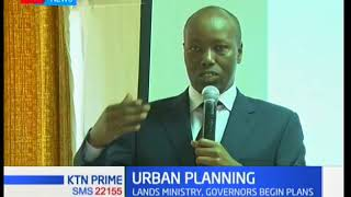 Ministry of Planning embarks on plans aimed at decongesting urban centres