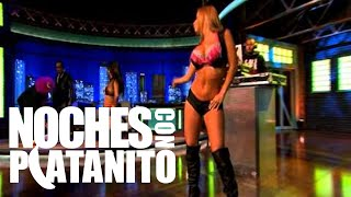 """Domino Saints cantan """"Exclusivo"""" en Noches con Platanito"""