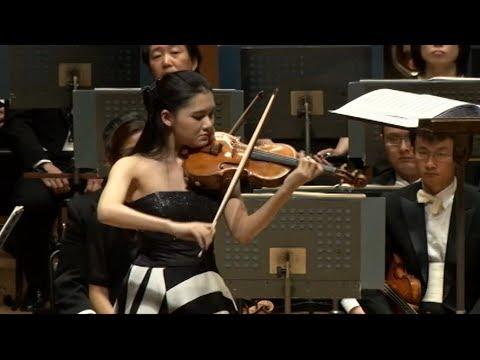 Moné Hattori & Yomiuri Nippon Symphony Orchestra – Shostakovich Violin Concerto No. 1 (2017)