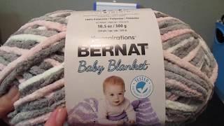 Baby Girl Baby Blanket!