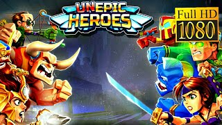 Unepic Heroes: Battle for the Universe