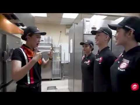 Video của Công Ty TNHH Pizza Việt Nam 1