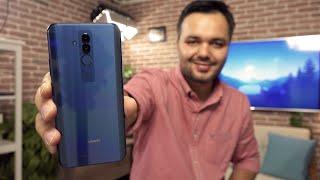 Huawei Mate 20 Lite ilk izlenimler | Fiyatını hak ediyor mu?