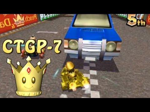 Mario Kart 7 Custom Tracks! - CTGP-7 Flower & Star Cups