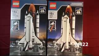 LEGO Shuttle Expedition Set 10231 Brick Toy Review