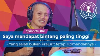 #BINUSPodcast Episode 10 H. Mohammad Subekti, BE, M.Sc.: Saya punya bintang paling tinggi..