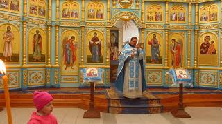 Проповедь Сергия. Про Покров Богородицы. Православное видео