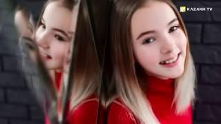Данэлия Тулешова в программе GIFTED на KAZAK TV