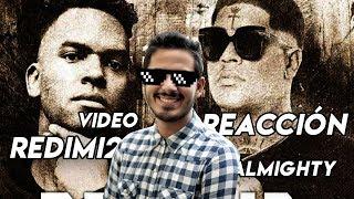 [Reaccion] Redimi2 - Filipenses 1:6 (Video Lyric) ft. Almighty