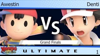 XDL 1 - Awestin (Ness) vs Denti (PT) Grand Finals - SSBU