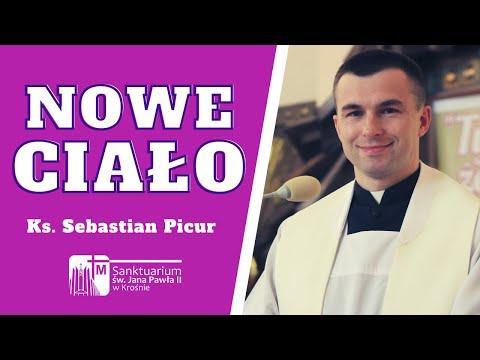 Nowe ciało - ks. Sebastian Picur, Sanktuarium św. Jana Pawła II w Krośnie