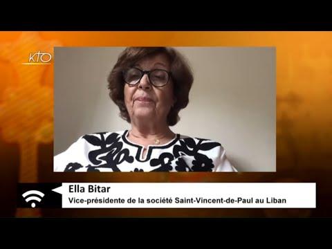 Ella Bitar : « Sans ma foi, je n'aurais pas pu continuer »