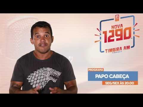 Rádio Timbira - Programa Papo Cabeça