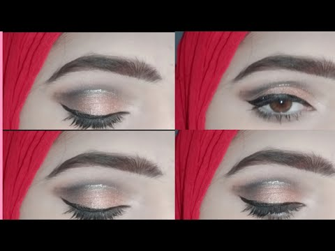 Party Eye makeup tutorial for beginners/Party Eye makeup 2021/Beauty blogger