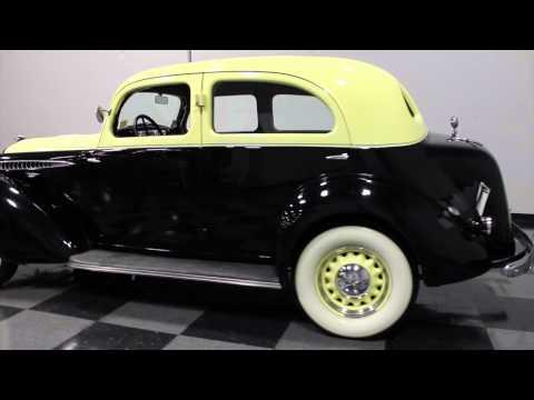 Video of '36 618 G Touring Sedan - CVFV