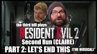 RE2 SECOND RUN (CLAIRE) LET'S PLAY! (FINALE)