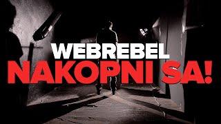 Gambar cover Webrebel: Nakopni sa!