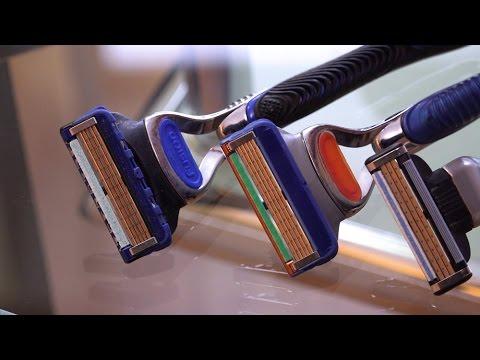 Gillette Mach3, Fusion oder doch Fusion ProGlide - Systemrasierer im Vergleichstest