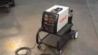 Hobart Handler 140 MIG Wire Feed Welder - 115 Volt, 140 Amp