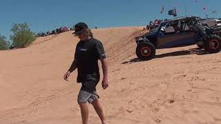 Sand Outlaws 2019 Huck Jump Contest with Blake Wilkey