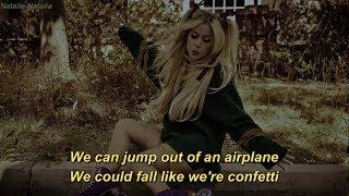Avril Lavigne - Bigger wow [lyrics]