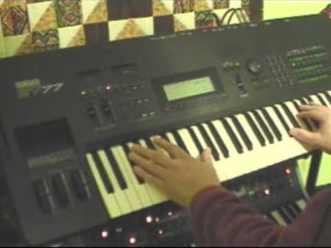 Yamaha SY77 Synthesizer | Synthtopia