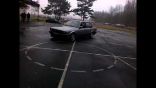 preview picture of video 'BMW E30 Street KillErs Lubin'