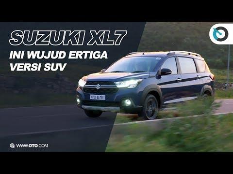 Suzuki XL7 | News | Ini Wujud Ertiga Versi Crossover | OTO com